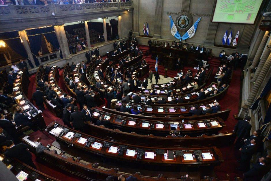 En la sesión de este martes podría aprobarse la nueva Ley de Servicio Civil del Congreso. (Foto: Archivo/Soy502)
