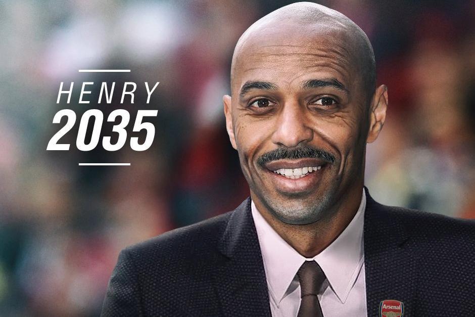 El famoso futbolistaThierry Henry. (Foto: Top Eleven)