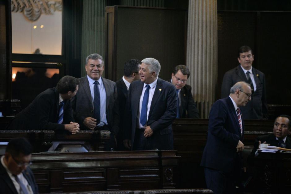 El nuevo legislador ha participado en las reuniones del Gabinete de Gobierno. (Foto: Wilder López/Soy502)