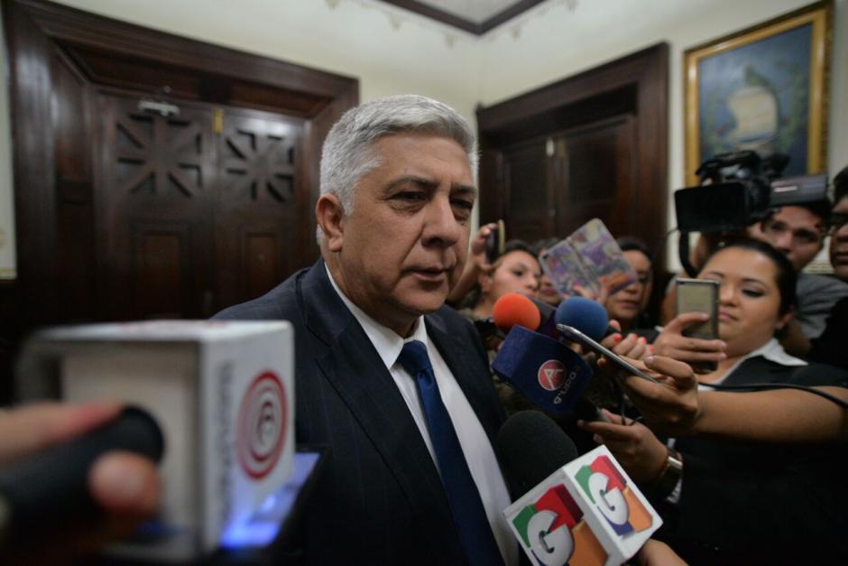 Melgar Padilla llega al Congreso en sustitución de Alsider Arias. (Foto: Wilder López/Soy502)