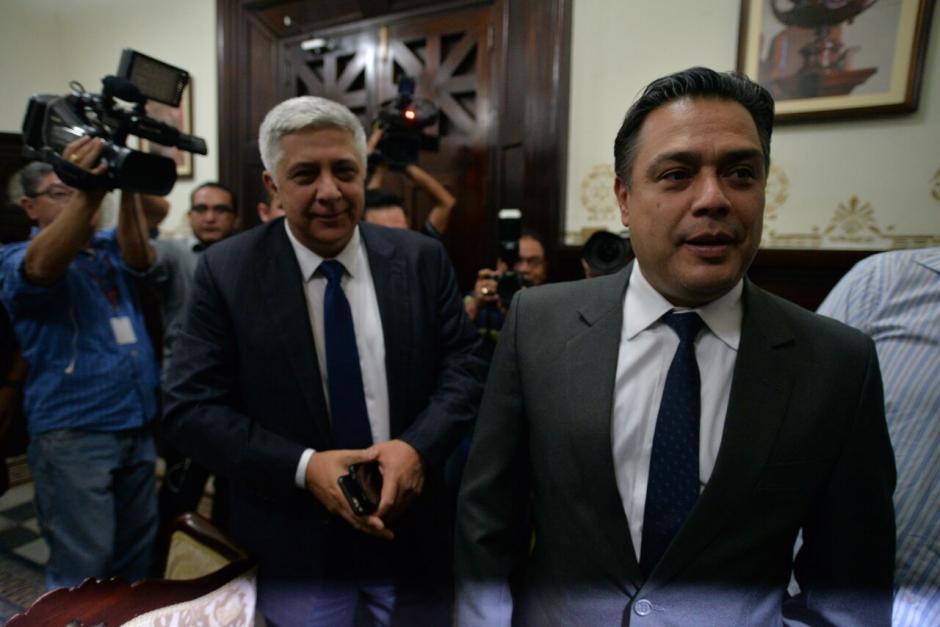 Javier Hernández desistió de su candidatura por la presidencia. (Foto: Archivo/Soy502)