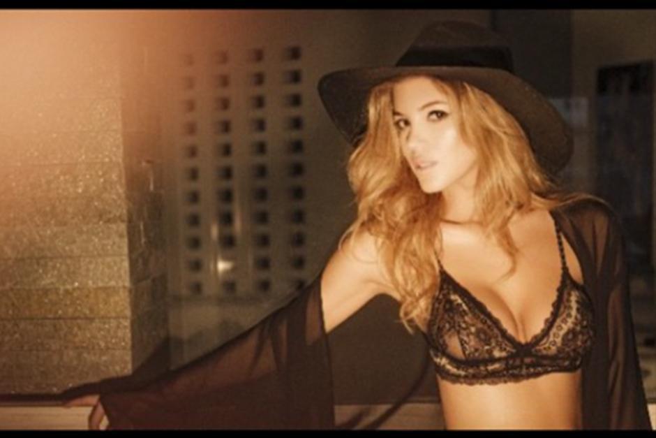Carolina también se dedica al modelaje. (Foto: Instagram)