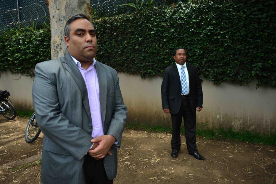 """Luis Alberto Lima mantiene su postura sobre el """"crimen de Estado"""". (Foto: Jesús Alfonso/Soy502)"""