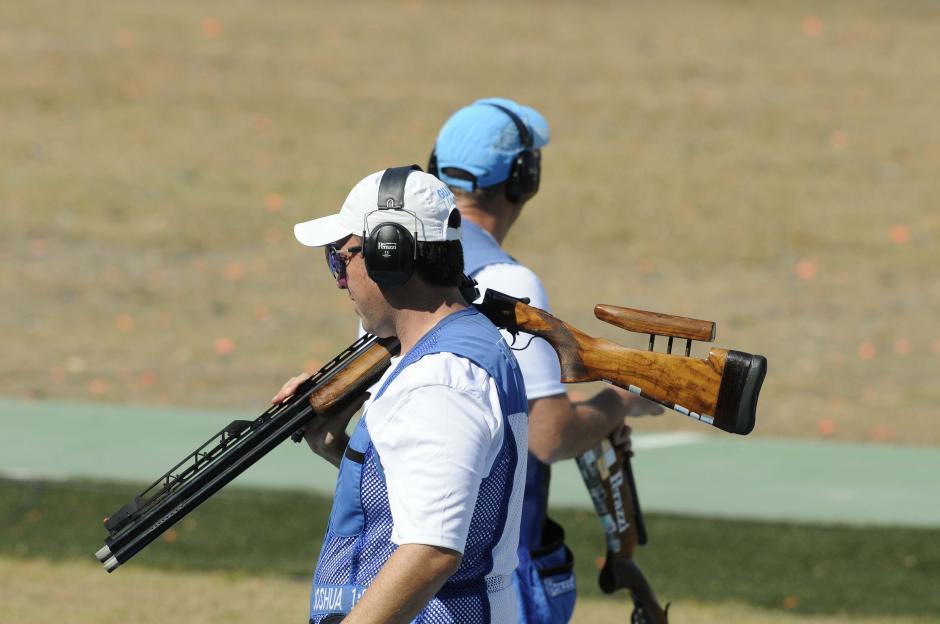 Los hermanos Hebert y Enrique Brol competirán el 10 de agosto en los Juegos Olímpicos. (Foto: Aldo Martínez/enviado de Nuestro Diario)