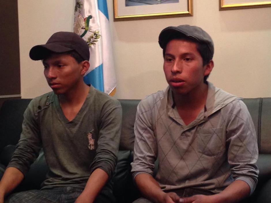 La vida de los hermanos cambió después de que publicaran sus dificultades en las redes sociales.(Foto: Fredy Hernández/Soy502)