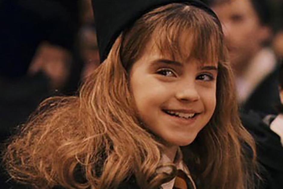 Emma Watson saltó a la fama a los 11 años con su papel en 'Harry Potter'. (Foto: Archivo)