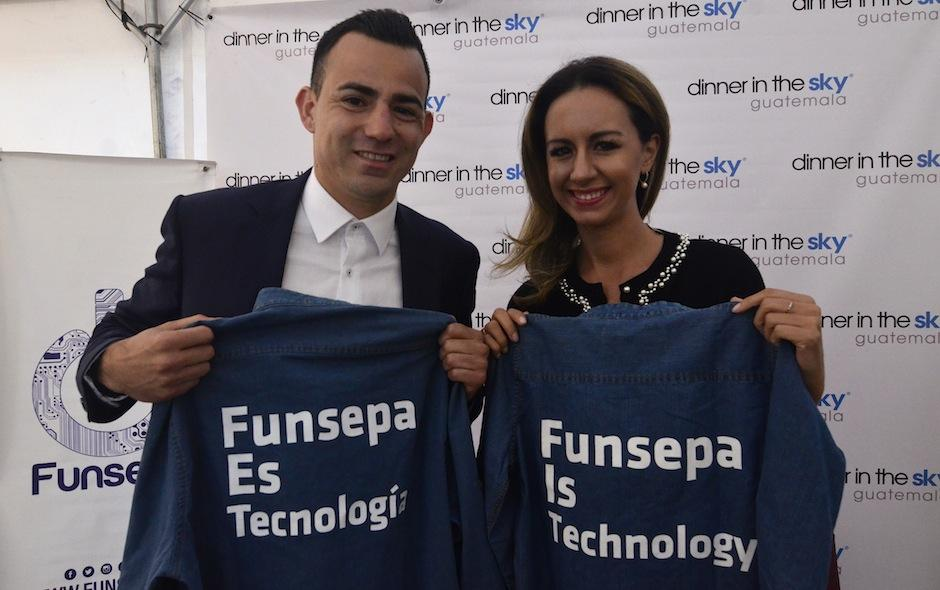 Funsepa presenta a los Héroes de la Educación. (Foto: Selene Mejía/Soy502)