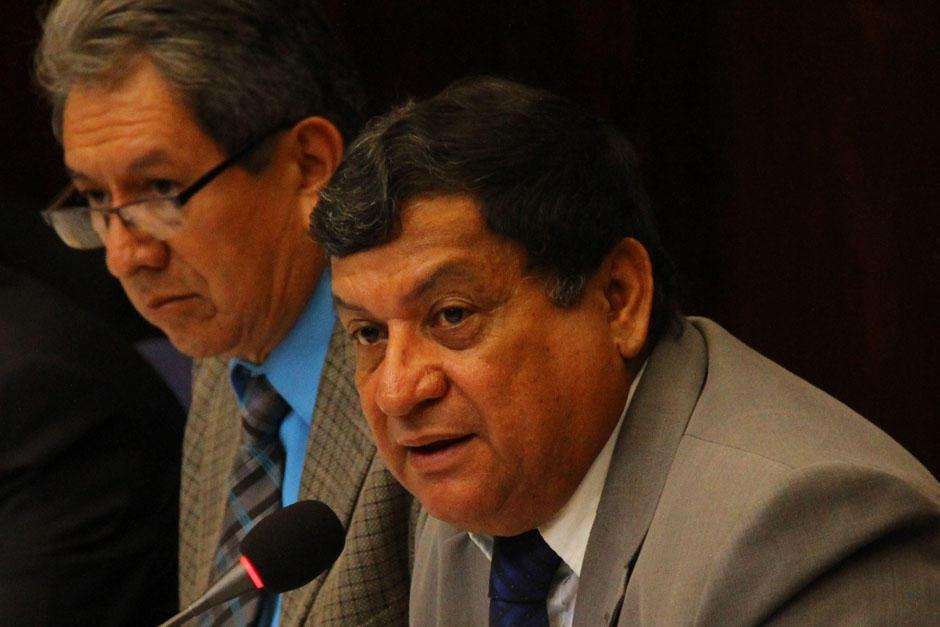 Las autoridades allanaron la vivienda del exdiputado Baudilio Hichos. (Foto: Archivo/Soy502)