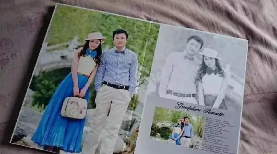 La boda de ensueño solamente le duró tres días a un campesino en China. (Foto: shanghaiist.com)