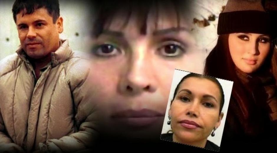 """Las mujeres de """"el Chapo"""" Guzmán han llevado una vida llena de lujos, pero nunca se han podido librar de la sombra del capo."""