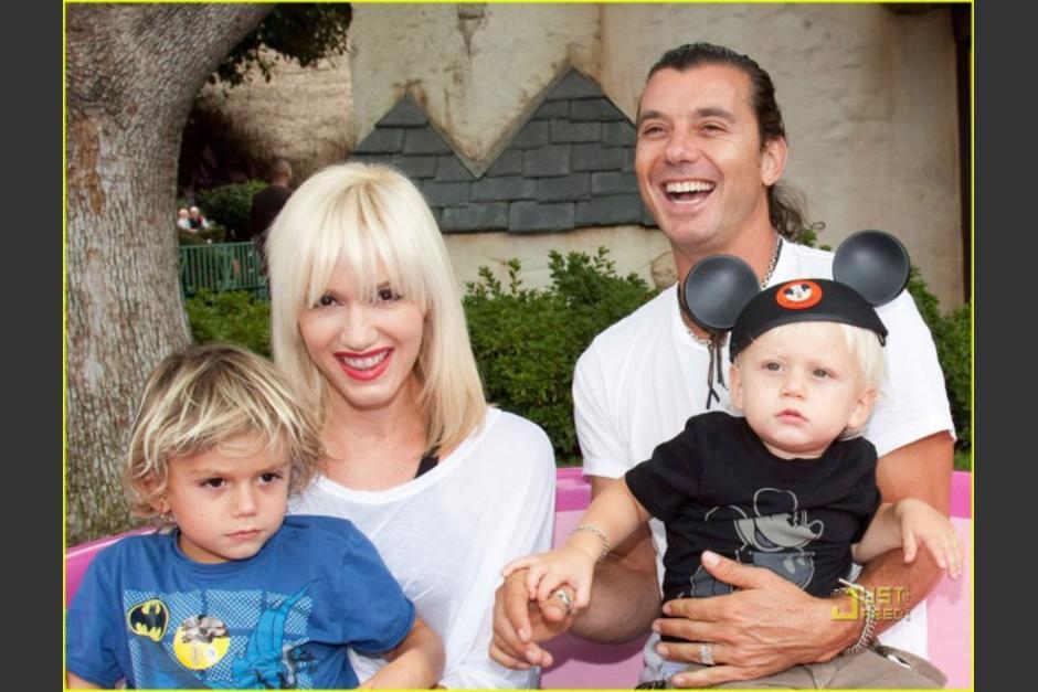 Kingston y Zuma son los hijos de la cantante rockera Gwen Stefani y Gavin Rossdale. Los niños llaman destacan por sus peinados punk y su imagen irreverente.