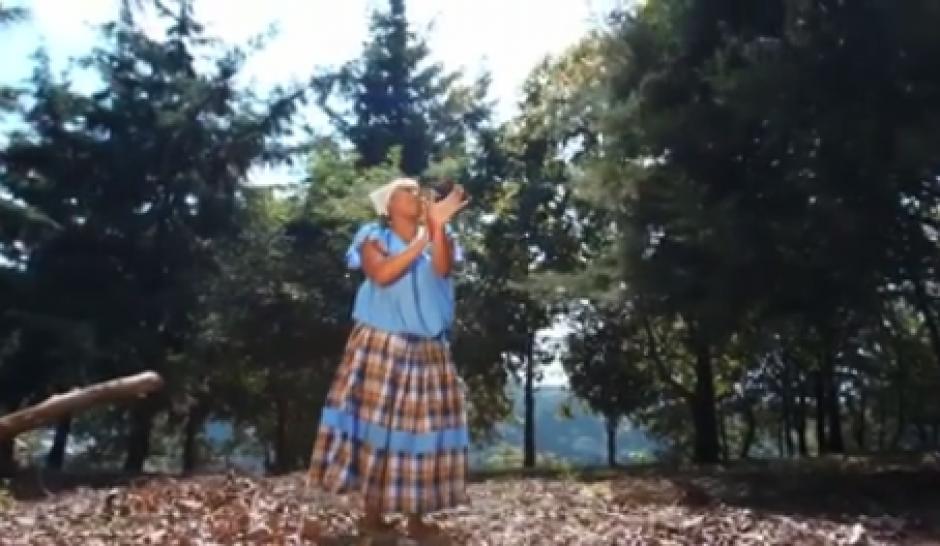 El presidente Jimmy Morales también compartió el video. (Foto: Captura de Facebook)