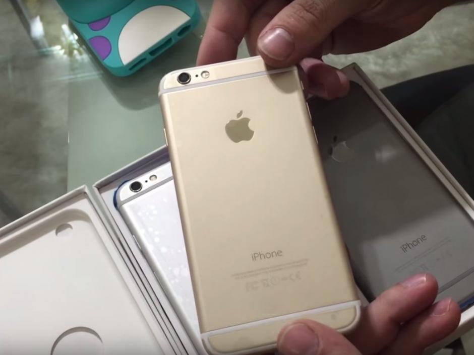 """El """"HiPhone"""" es una imitación muy bien lograda del smartphone de Apple. (Foto: businessinsider.com)"""