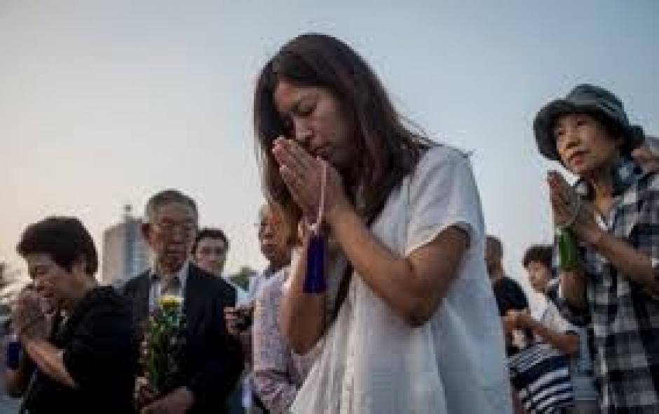 La explosión acabó de forma inmediata con la vida de unas 80,000 personas. (Foto: Internet)