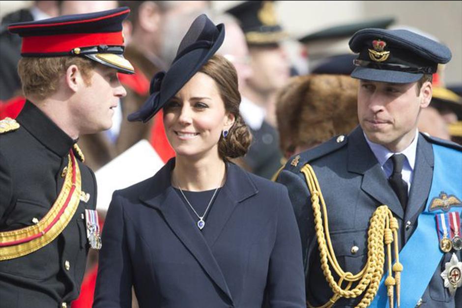 Kate es esposa y madre de los dos hijos del principe Guillermo. (Foto: Archivo)
