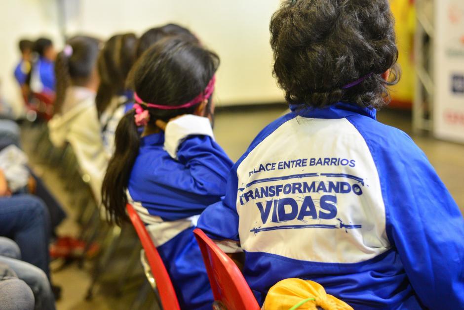Hoodlinks está transformando vidas de niños y jóvenes desde 2012. (Foto: Wilder López/Soy502)