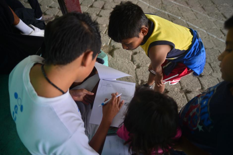 Hoodlinks es más que deportes, enseñan valores para la vida. (Foto: Wilder López/Soy502)
