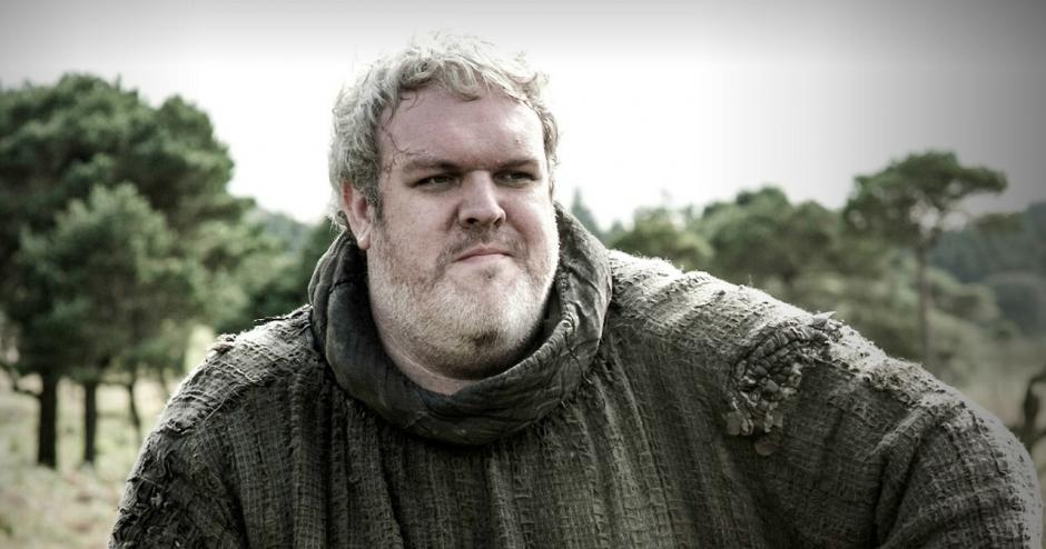 Hodor tuvo un final trágico en el último episodio de Game of Thrones.  (Foto: hellogiggles.com)