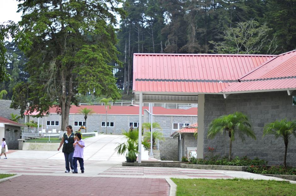 El Hogar está ubicado en San José Pinula y atiende más de 700 niños (Foto: Luis Soto/Revista Contrapoder)