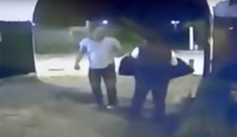 La agresión se registró en Guanajuato, México. (Foto: captura de pantalla/YouTube)