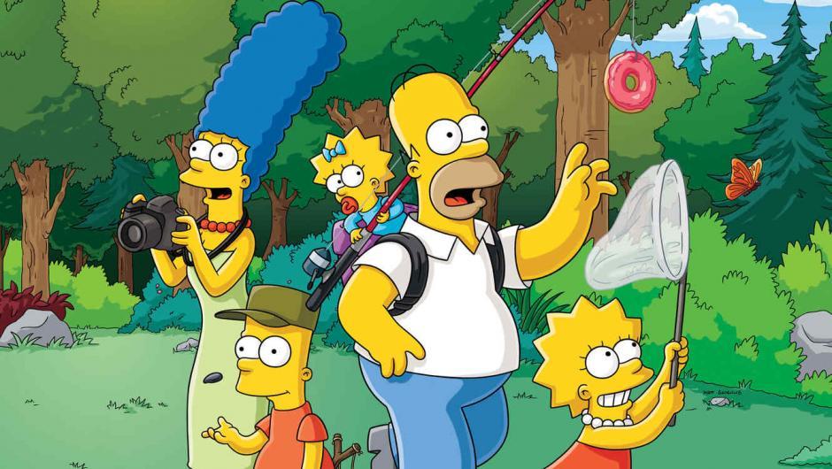 La familia Simpson. (Imagen: Fox)