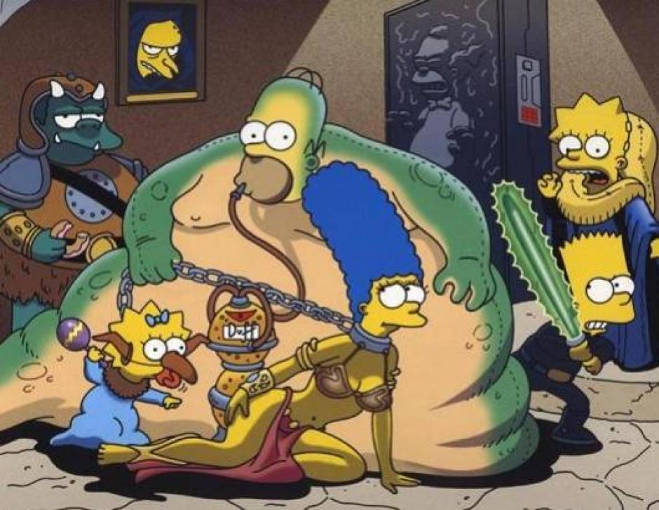 Los Simpson han tenido todo tipo de aventuras. (Imagen: Fox)