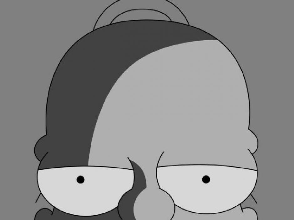 La seriedad de Homero Simpson. (Imagen: Fox)