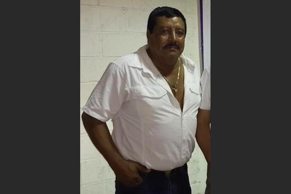 Una de las víctimas de la banda criminal es el excandidato a alcalde Horacio Quiñones. (Foto Todos)