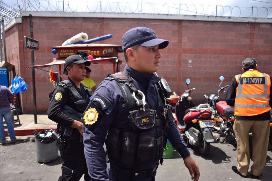 La situación en el Hospital General San Juan de Dios se volvió tensa. (Foto: Archivo/Soy502)