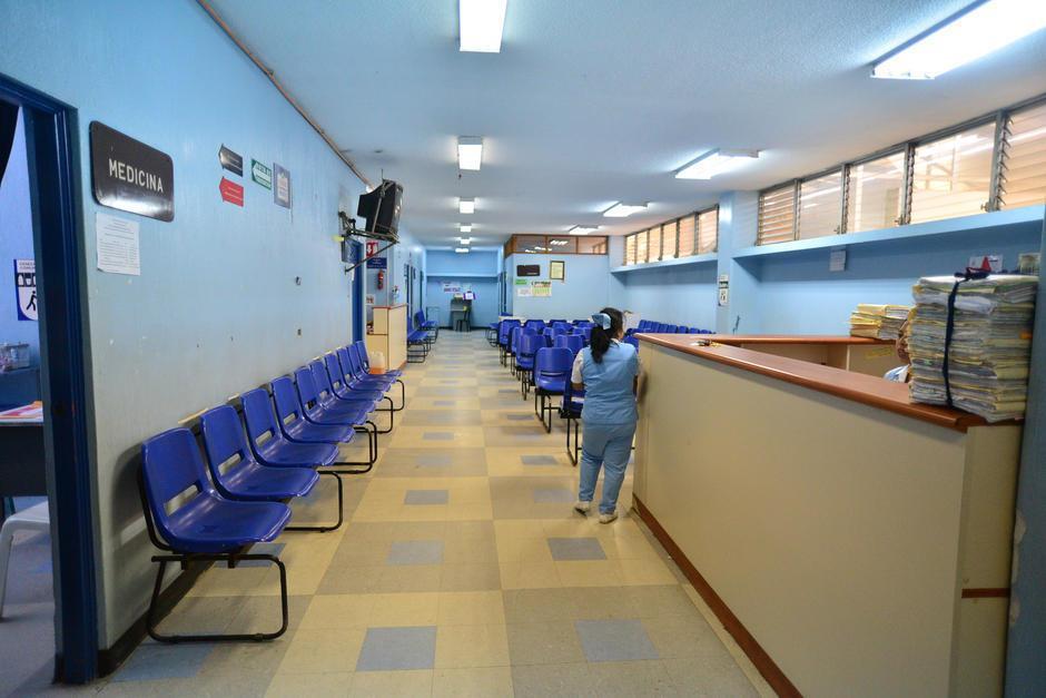 La red hospitalaria no ha logrado superar la crisis en la que ha estado inmersa durante meses. (Foto: Archivo/Soy502)