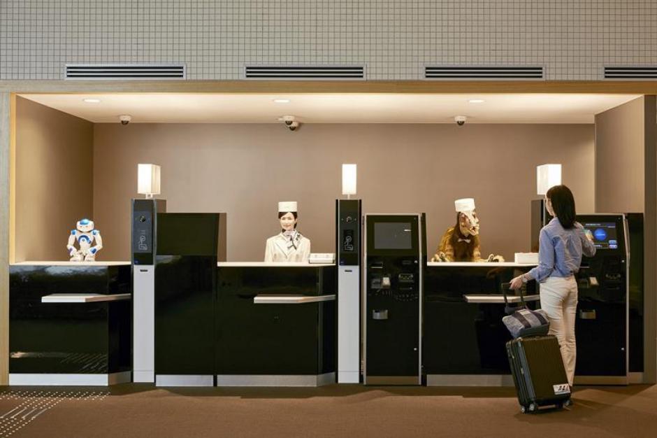 El precio de una habitación en el hotel parte de los 9 mil yenes (72 dólares) por persona. (Foto Hen na Hotel)