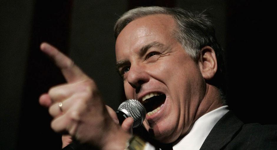 Howard Dean también ha declarado su intención por dirigir a los demócratas. (Foto: politico.com)