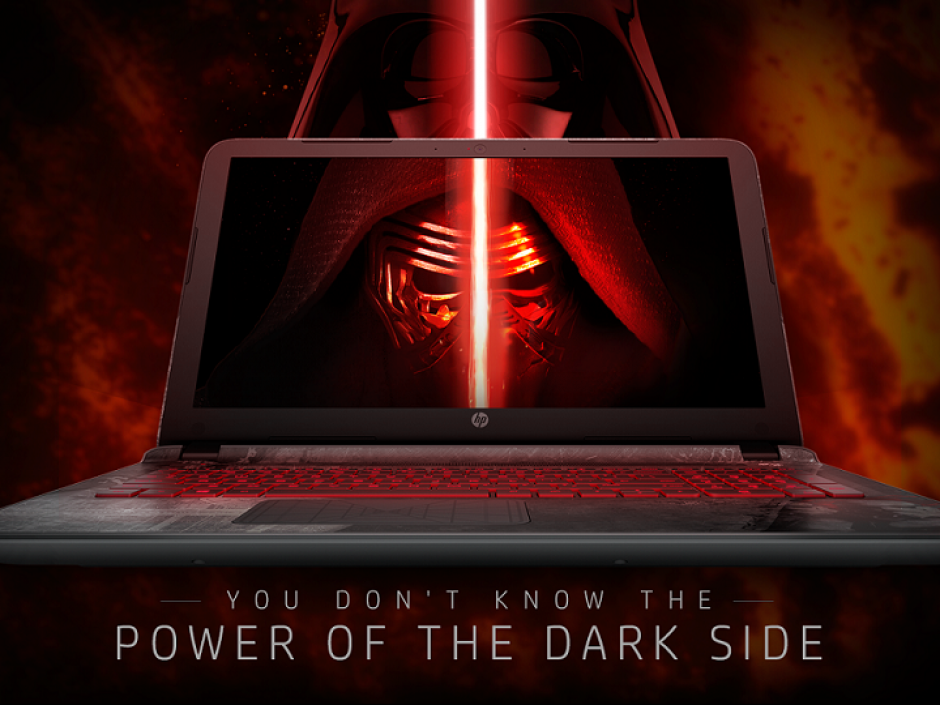 La portátil es una experiencia sin comparaciones para los amantes de la saga. (Foto: HP)