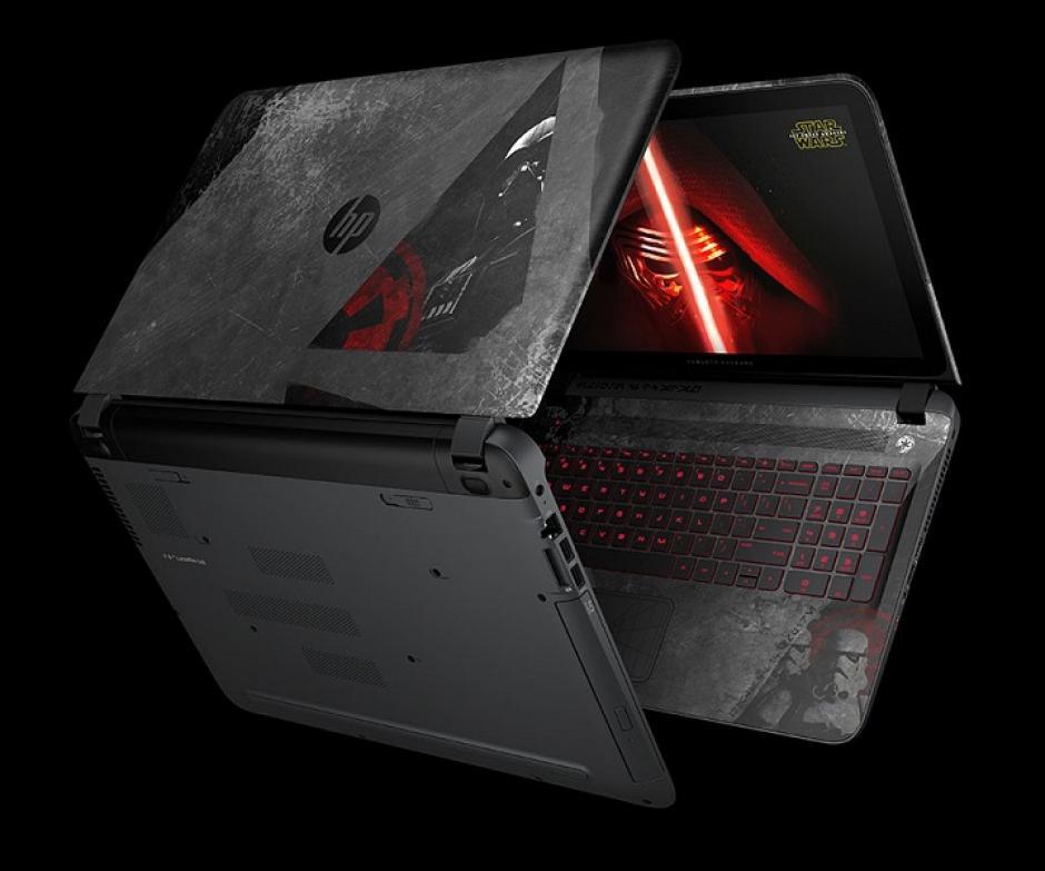 El diseño ha sido pensado para destacarse entre las demás computadoras.(Foto: HP)
