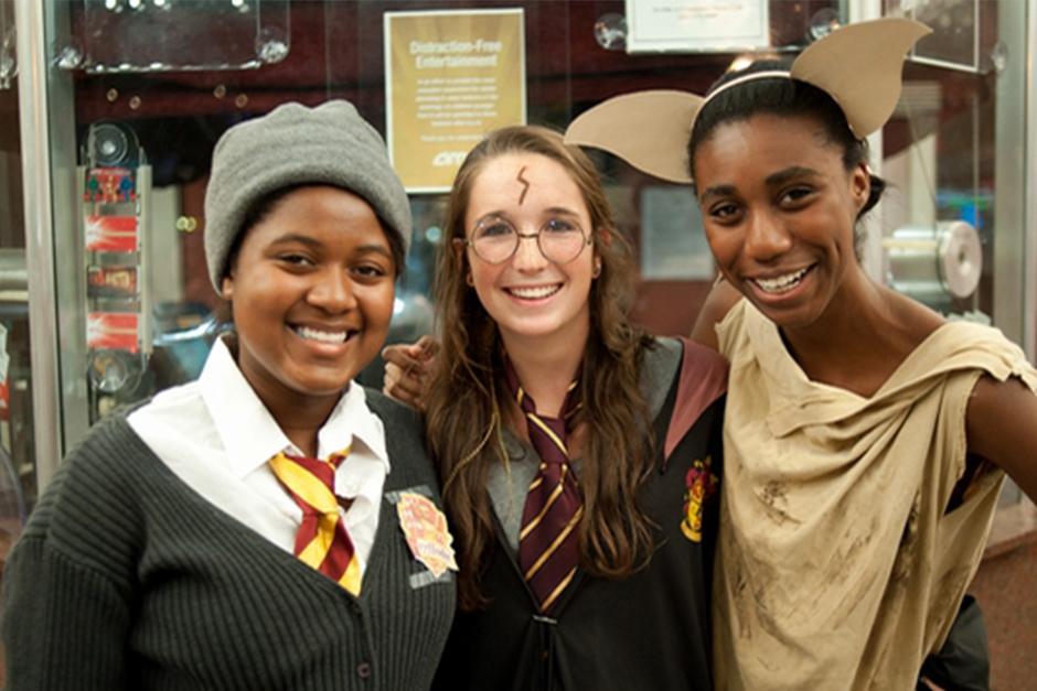 """El evento de la """"Semana Harry Potter"""" es la primera que se lleva a cabo en el país. (Foto: Archivo)"""