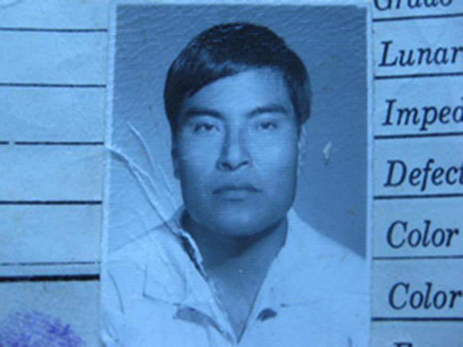 Santos López es acusado de participar en la masacre ocurrida en Dos Erres. (Foto: prensacomunitaria.org)