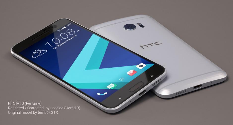 En mayo saldrá al mercado el dispositivo HTC 10. (Foto: HTC)