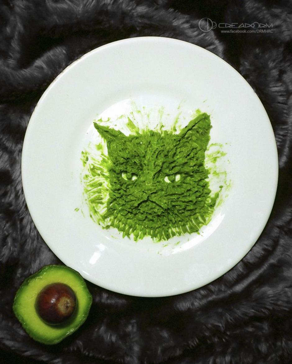 Luego de fotografiar sus creaciones se las comen con pan. (Foto: mashable.com)