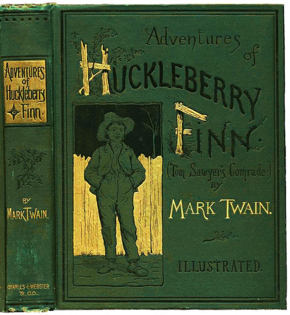 Este es un clásico de la literatura estadounidense, escrito por Mark Twain. (Foto: wikipedia)