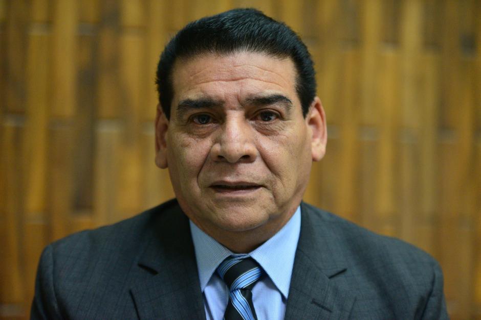 El abogado Hugo Haroldo Calderón Morales, quien también fue docente de la Usac.(Foto Wilder López/Soy502)