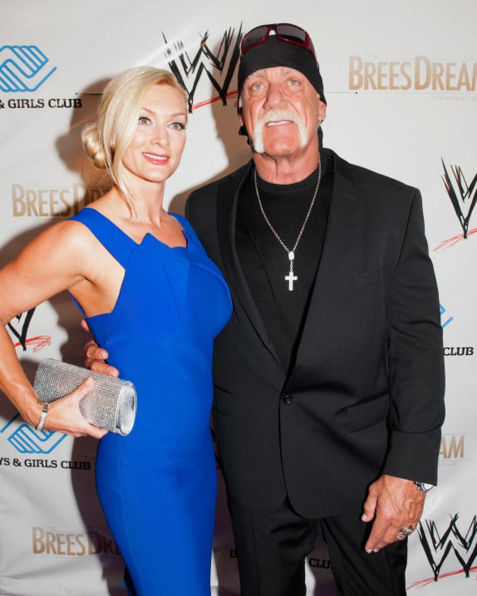 Hulk Hogan expresó que quería ser vicepresidente junto a Trump. (Foto: Univisión)