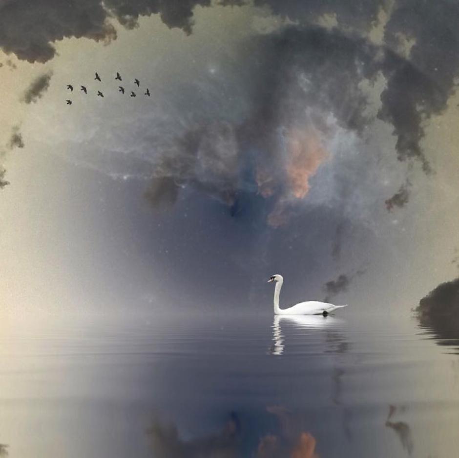 Todo el arte que crea esta inspirado en su entorno, Mississippi. (Foto: Melissa Vincent/@misvincent)