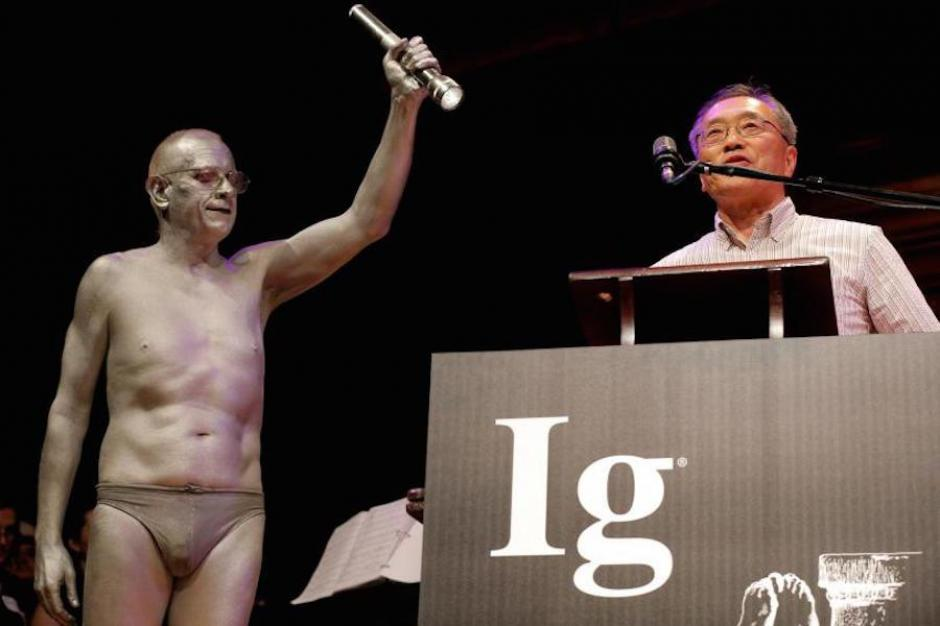 "Los premios Ig Nobel son realizados por la revista ""Annals of Improbable Research"". (Foto: sopitas.com)"