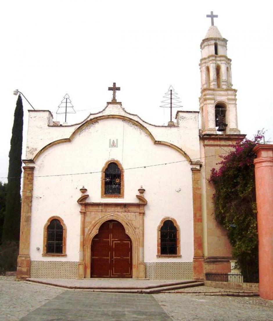 Esta es la iglesia donde se celebrará el acto religioso. (Foto: Infobae)