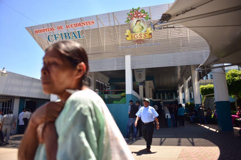 Los médicos consideran que el monitor permanecerá internado entre tres y cuatro días. (Foto: Jesús Alfonso/Soy502)