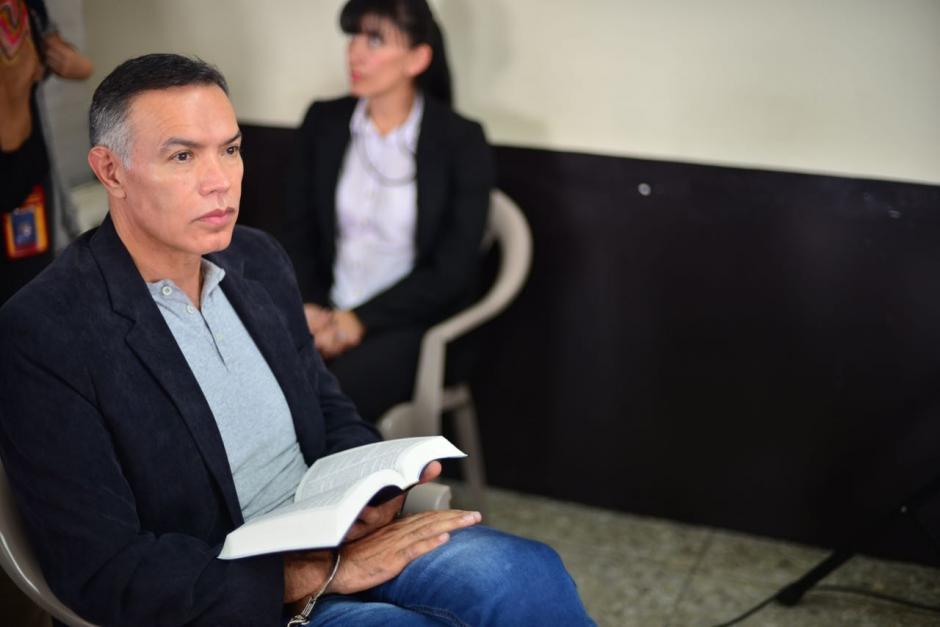 El inicio del juicio se suspendió ya que una de las juezas que integra el tribunal se enfermó. (Foto: Jesús Alfonso/Soy502)