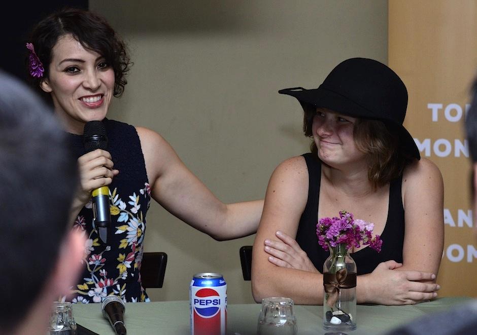 Dominique Hunziker es una de las invitadas especiales del show. (Foto: Selene Mejía/Soy502)