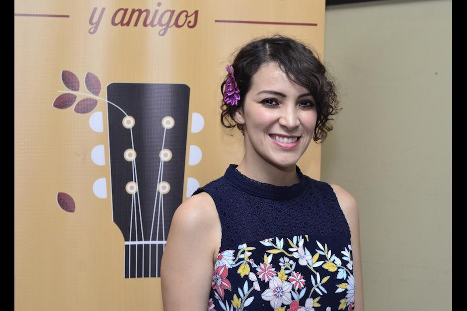 Gaby Moreno presenta su III festival Acústico en Guatemala. (Foto: Selene Mejía/Soy502)