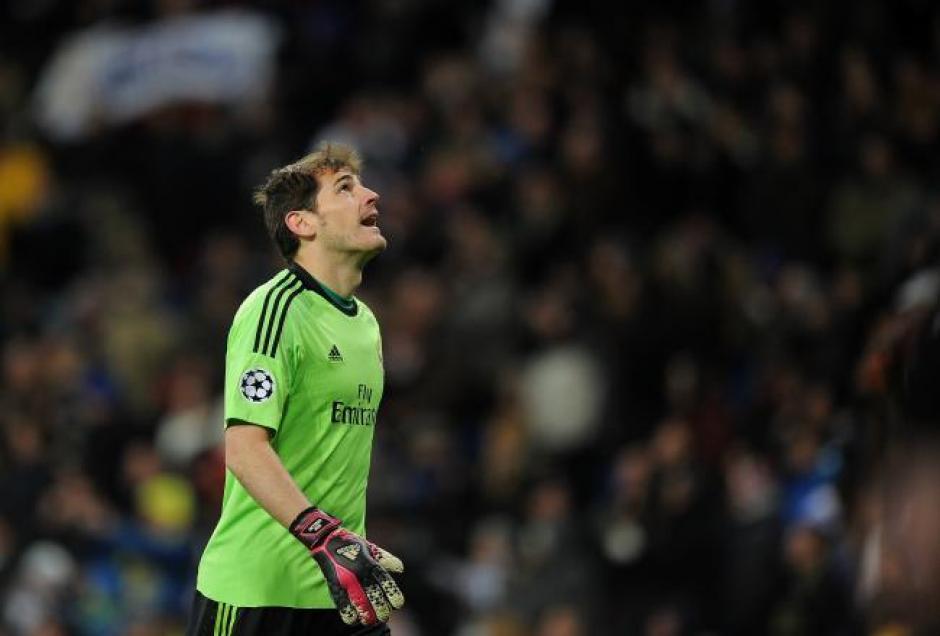 El último juego de Casillas por la Liga fue el 20 de enero del 2013.