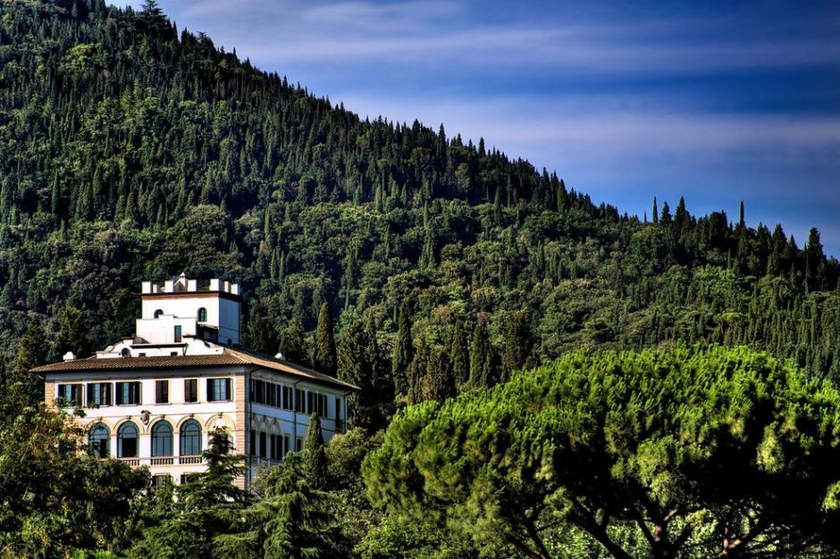 El quinto lugar de los destinos más románticos en el mundo para pedir matrimonio lo ocupaIl Saviatino en las colinas de la Toscana de Italia. (Foto: Foto cortesía de Il Saviatino)